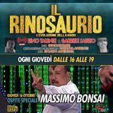 IL RINOSAURIO: L'EVOLUZIONE DELLA RADIO - Puntata 7 [16.10.2014]