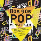 DMC 80s 90s Pop Monsterjam 2018