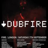 Shaded - Live @ Sci+Tec presents Fire, London - 08.09.2013