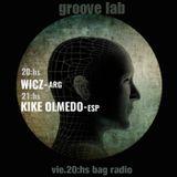 WICZ - GROOVE LAB PODCAST 22/04 @ BAGRADIO