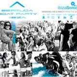 Alvaro Martin / Live broadcast from Bermuda boat party / 26.06.2012 / Ibiza Sonica