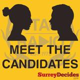 Surrey Decides 2019 Meet the Candidates - VP Activity