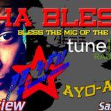 Sha Bless Interview - DJ Trap Jesus on WPIR 98.4Fm