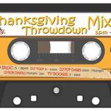 DJ Rob Dinero - JAMZ 96.3 Thanksgiving Mix Throwdown