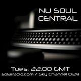 11.08.15 - NU SOUL CENTRAL - Solar Radio