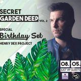 Henry Dex - Live @ Secret Garden (2017-08-05)