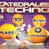 LAS CATEDRALES DEL TECHNO VOL.3 CD2 ROCKOLA Barcelona SESSION BY BRIAN CROSS & JORDI ROBLES