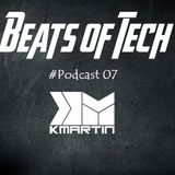 K. Martin @BEATSOFTECH #Podcast 07