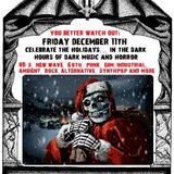 Dark Sanctuary Radio Creepmas Spooktacular 12-11-15