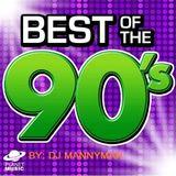 DJ Mnnyman 90's Music Mix Vol. 1
