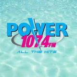 """DJ Smiley - Power 107.4FM WWHP West Palm Beach, Florida """"Power Mix"""" as aired on Apr. 22nd, 2017"""
