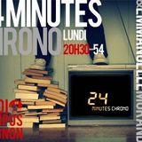 24 minutes chrono - Radio Campus Avignon - 04/06/12