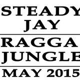 Steady Jay - Ragga Jungle May 2015