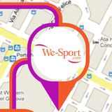 "We-Sport, «""we"" come ""noi""»"