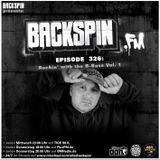 BACKSPIN FM # 326 - Rockin' with the B-Base Vol. 1
