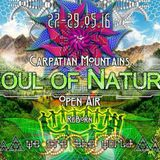 Soul of Nature Misterika Open Air Dj mix 2016