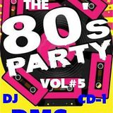DJ DMS - BACK TO THE 80'S VOL#5 CD-1