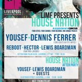 Reboot @ LIMF Presents House Nation at Palmhouse, Liverpool - 22 July 2016