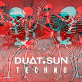 Techno mix Aug 2018 - Duat sun