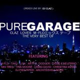 DJ CLAZ LOVES M-FLO (PURE GARAGE COLLECTION)