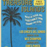 Treasure Islands - Dr Morse 1st March 2018 - Los Chico's Del Sonido