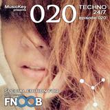 MusicKey TECHNO 24/7 020