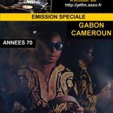 BLACK VOICES spéciale GABON-CAMEROUN années 70  dans L ODYSEE DU SHAKTI  NANTES