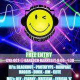 DJ Jim - Hard Trance & Reverse Bass Volume 2 - 5.10.12