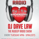 NuDeep show 18th November 2014 on Beach grooves Radio.