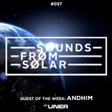 Sounds From Solar 057 (Guest Mix by ANDHIM)