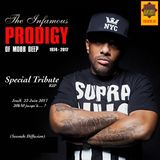 "Special Tribute to Prodigy of Mobb Deep. No ""Best Of"" here !"
