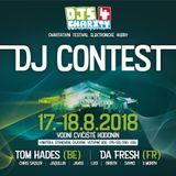 Baryy - DJs 4 Charity 2018 (DJ Contest)