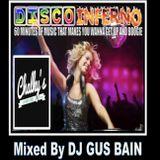 Disco Inferno Live mixed by DJ Gus Bain