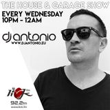 The House & Garage Show with DJ Antonio - 28th March 2018