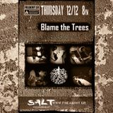 Blame The Trees _ 12.12.2013