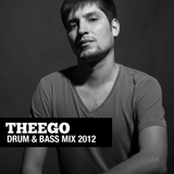 THEEGO - DRUM & BASS MIX - AUGUST 2012