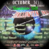 La bush memories presents Session 52 31-10-2003 Halloween night Part I (The residents )