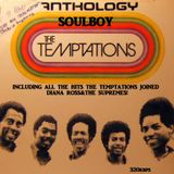 THE TEMPTATIONS ANTHOLOGY INC diana ross&the supremes joined the temptations