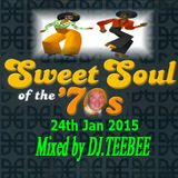 70's soul mix by DJ.TEEBEE 24th Jan 2015.