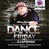 dJ Apeman live in Mbale Club El TANJIA danceFRIDAY Aug21st 2015