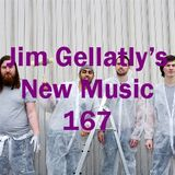 Jim Gellatly's New Music episode 167