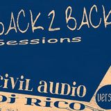 Back 2 Back part 1 - Civil audio Vs Dj Rico