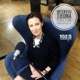 Intervju tjedna, Dalija Orešković - 05.09.2018.