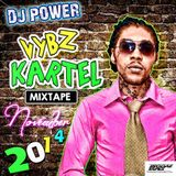 DJ Power - Dj Power Vybz Kartel 2014 Mix