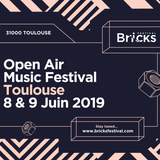 The Deep Brothers live @ BRICKS Festival June 2019 - Wood Stage