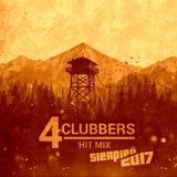4Clubbers Hit Mix (Sierpien 2017)