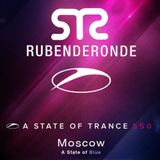 Ruben de Ronde - Live at Expocenter  in Moscow, Russia