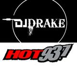 Hot 93.7  Memorial Mix YO! MTV Weekend Live 2018 (Dj Drake 60 Minute WorkOut) Part 1