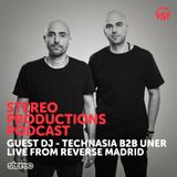 WEEK03_15 Guest Dj - Technasia b2b Uner Live from Reverse Madrid