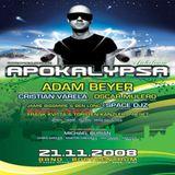 Adam Beyer - Live @ Apokalypsa Jubileum (Brno Czech Republic)